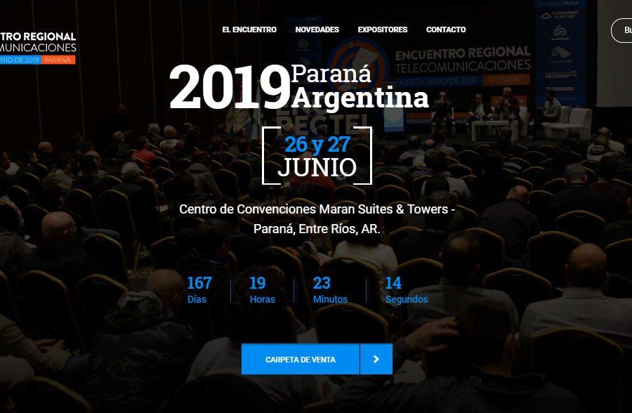 Lanzamos nuestro sitio web 2019