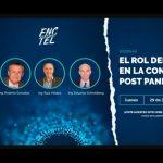 Está disponible la grabación del Webinar: El rol del Copitec en la conectividad post pandemia