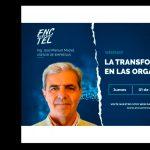 """La grabación del webinar """"La Transformación en las Organizaciones"""" ya está online"""