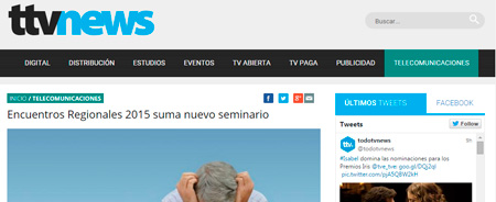 21/04/2015 - Encuentros Regionales 2015 suma nuevo seminario