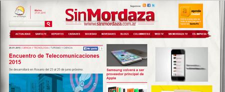 26/01/2015 - Encuentro de Telecomunicaciones 2015
