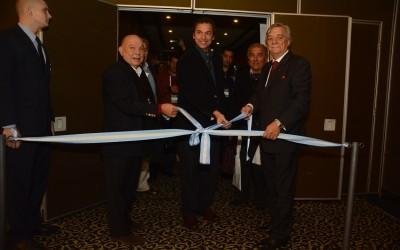 Se Inauguró Oficialmente El 19no Encuentro Regional de Telecomunicaciones – Rosario 2015
